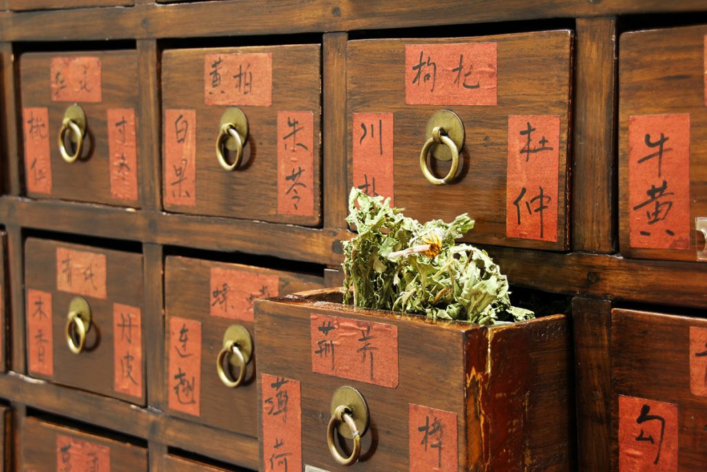 Build Your At-Home Chinese Medicine Toolbox